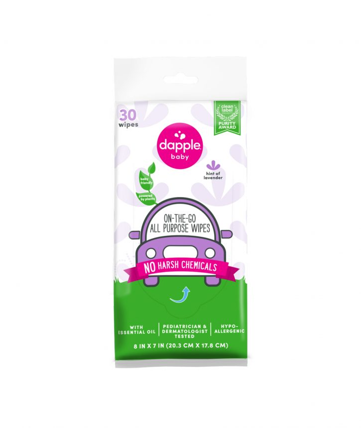 Dapple_OnTheGoWipes_30ct_Lav_FRONT